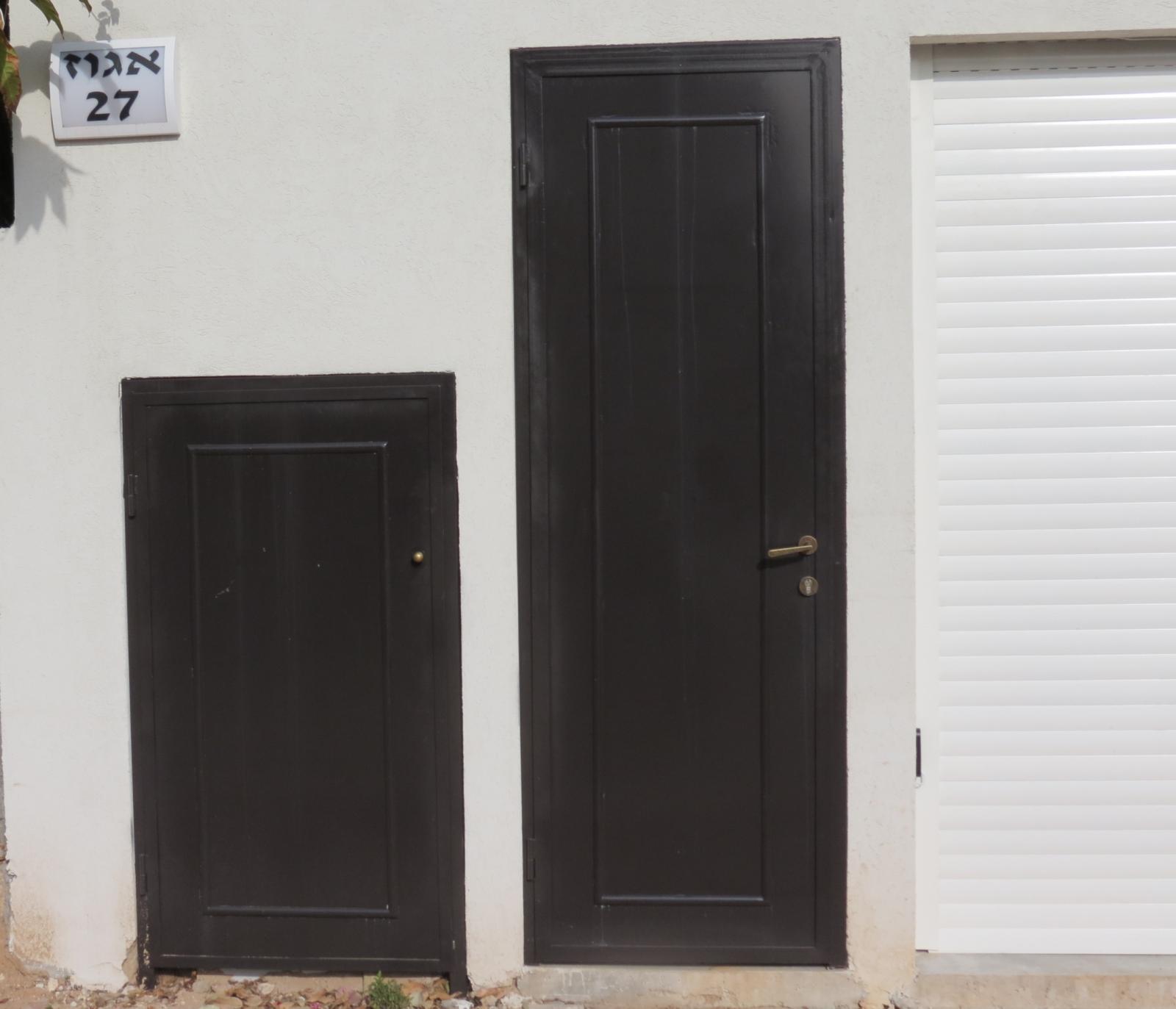 דלתות מתכת